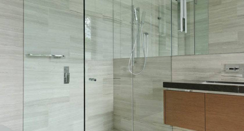Frameless Glass Shower Screens Impressions