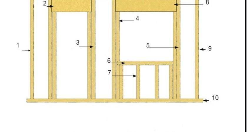 Framing Diagram Pin Wood