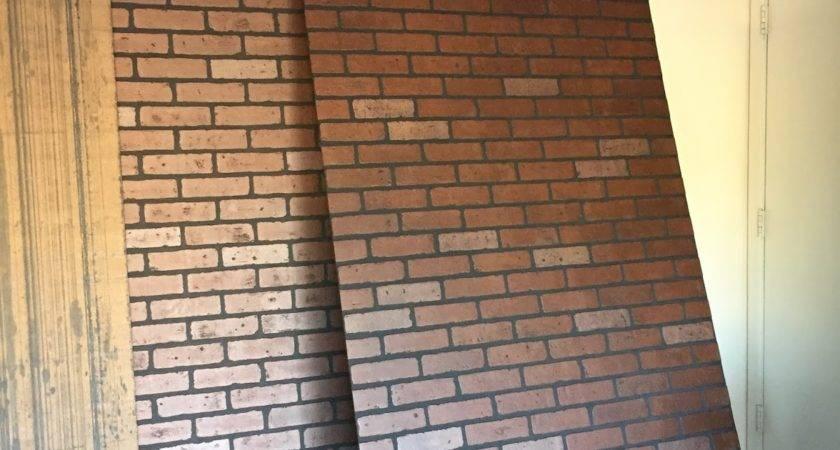 Freckles April Diy Faux Brick