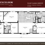 Freedom Mobile Home Floor Plans