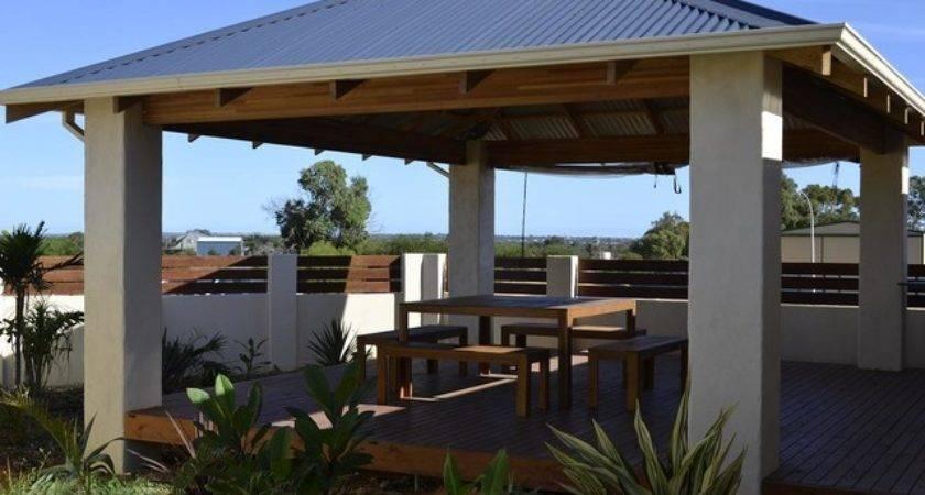Freestanding Patio Contemporary Perth