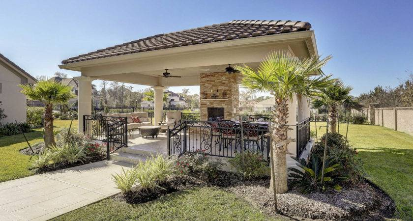 Freestanding Patio Cover Humble Texas Custom Patios