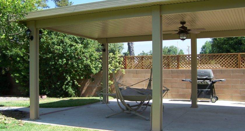 Freestanding Patio Covers Ocean Pacific Patios