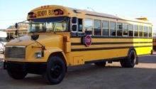Freightliner Bluebird Used Bus
