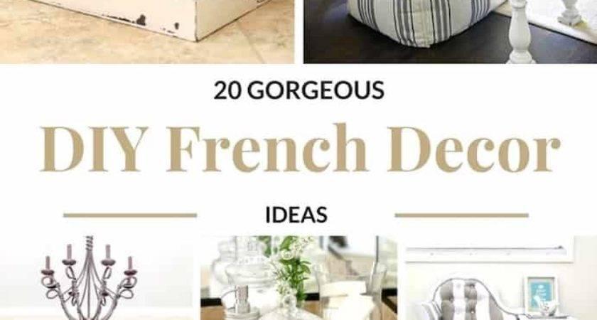 French Country Decor Ideas Shabbyfufu