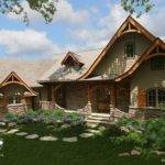 French Country Rustic Home Plans