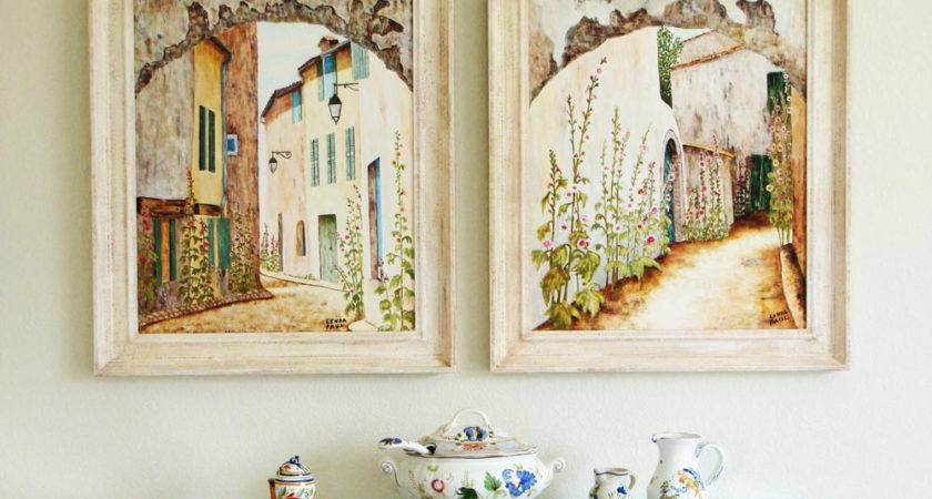 French Country Wall Decor Roselawnlutheran