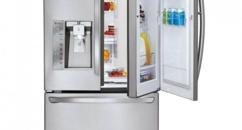 French Door Refrigerators Counter Depth Calm Samsung