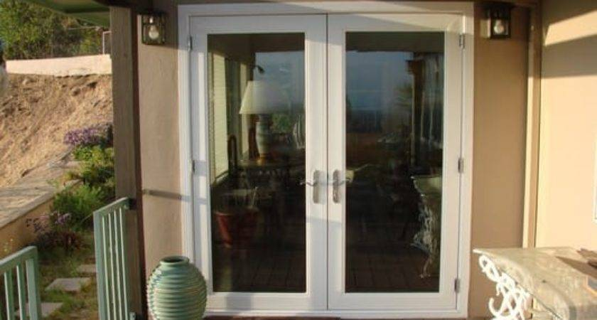 French Doors Exterior Mobile Home
