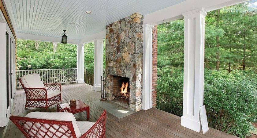 Front Decks Designs Small Porch Ideas