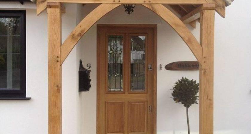 Front Door Canopy All Home Design Jmhafen