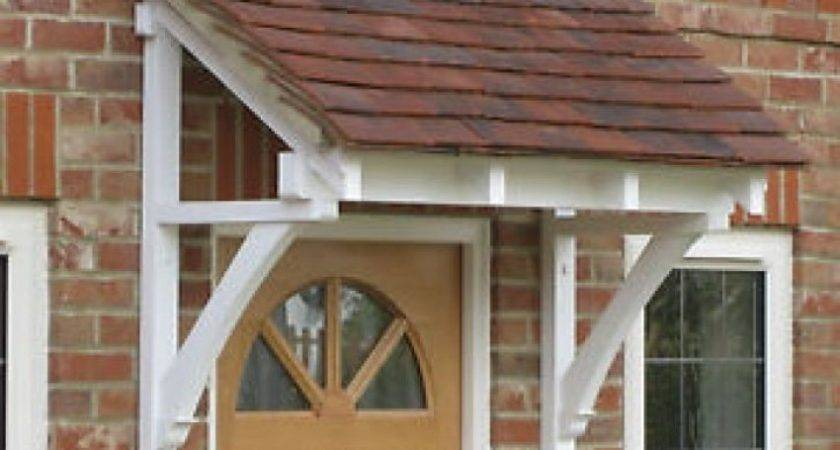 Front Door Portico Kits All Old Homes Awning Kit Schwep
