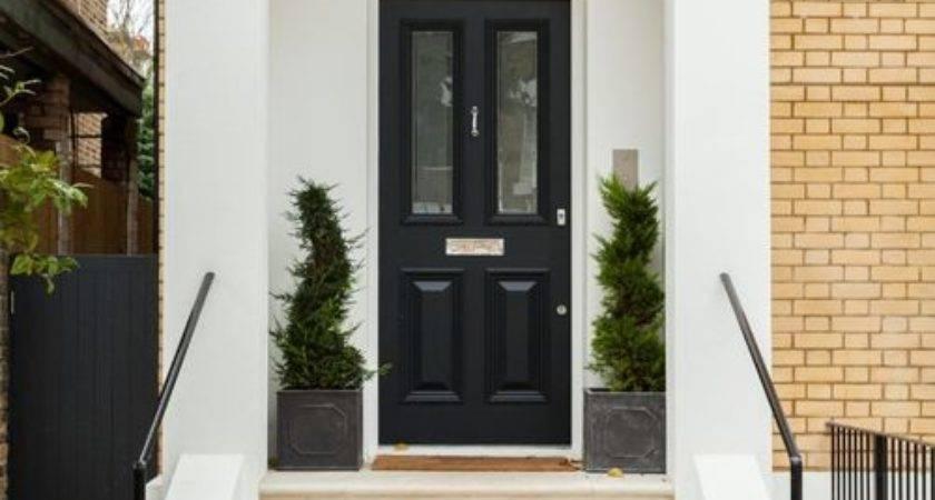 Front Door Steps Home Design Ideas Renovations Photos