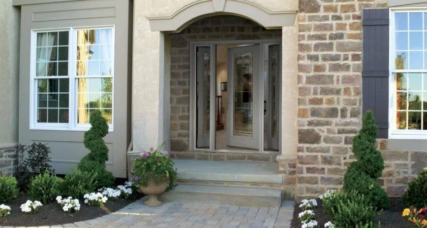 Front Doors Embellish Your Entryway Great