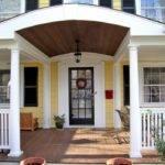 Front Porch Awesome Home Exterior Design Ideas
