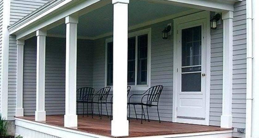 Front Porch Deck Salmaun