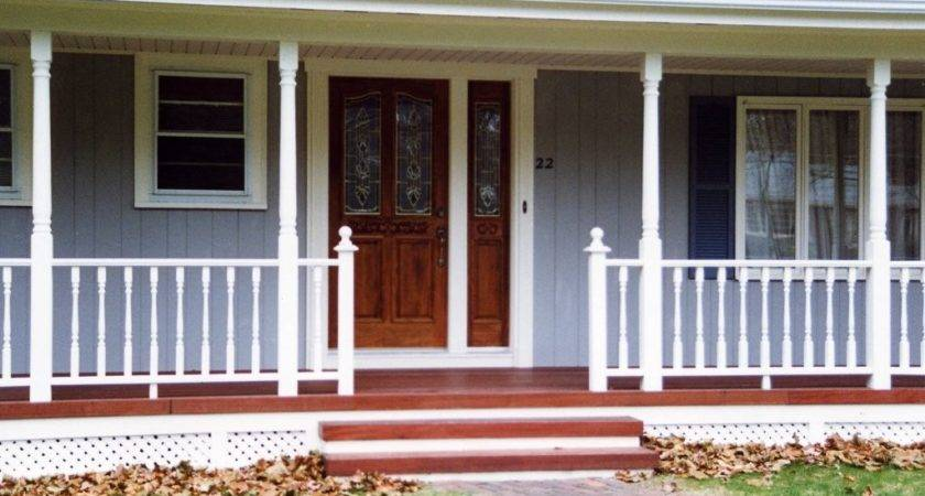 Front Porch Decks Kits Doherty House Durable