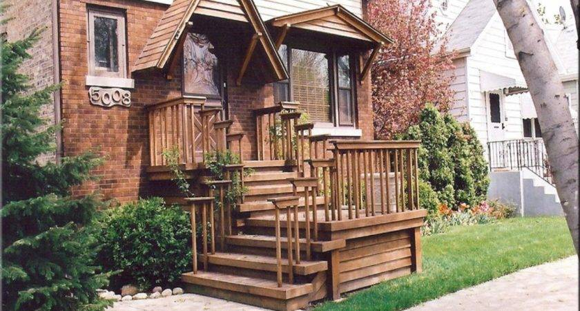 Front Porch Designs Decks Deck
