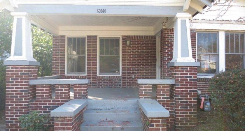 Front Porch Ideas Brick Homes Homemade Ftempo