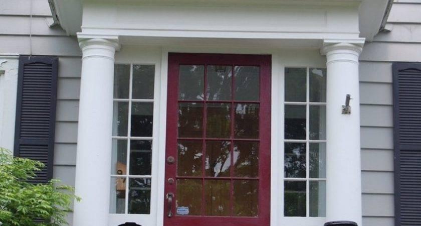 Front Porch Ideas Enclosing Patio