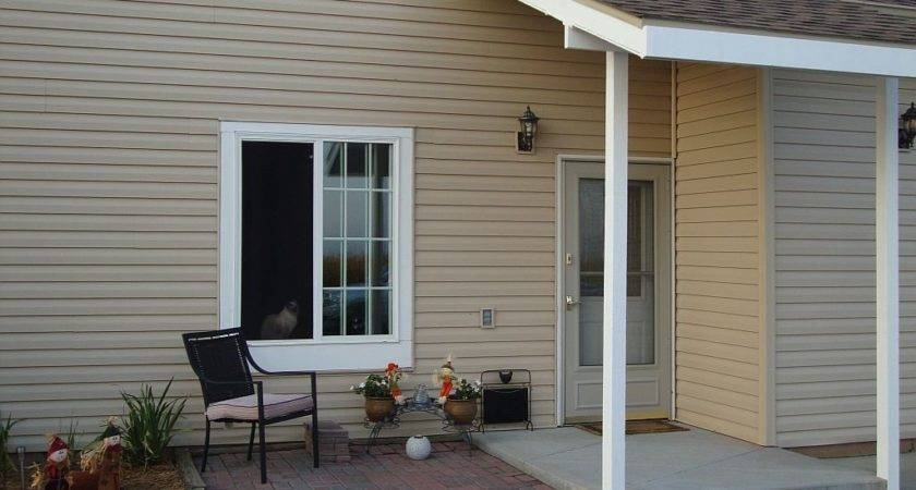 Front Porch Overhang