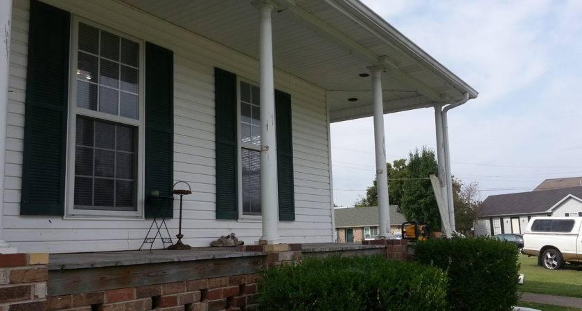Front Porch Remodeling Murfreesboro Patio Repairs