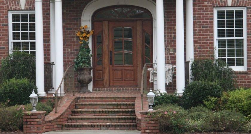 Front Porch Steps Home Ideas Pinterest