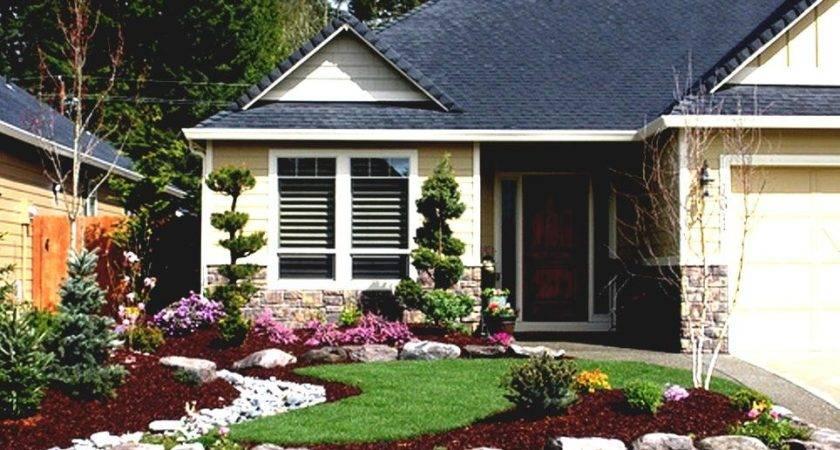 Front Yard Desert Landscaping Ideas Home Design Homelk