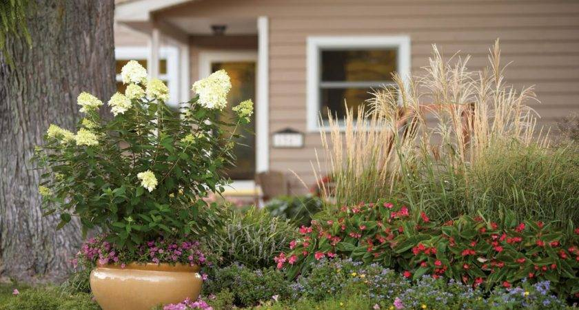 Front Yard Flower Bed Ideas Beginners Hgtv