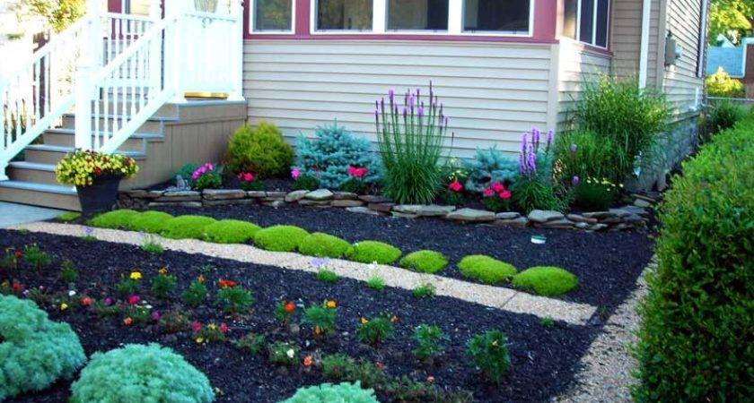 Front Yard Landscaping Ideas Design Decorating