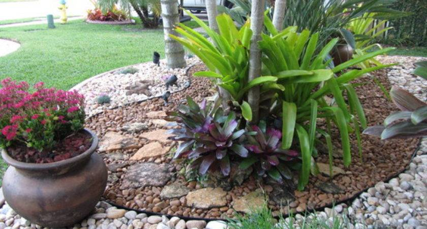 Front Yard Landscaping Ideas Rocks Quotes