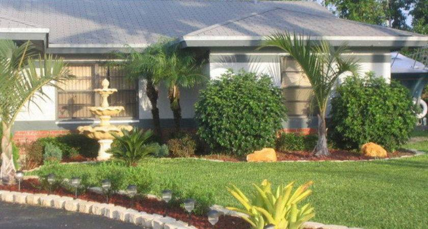 Front Yard Landscaping Ideas South Florida