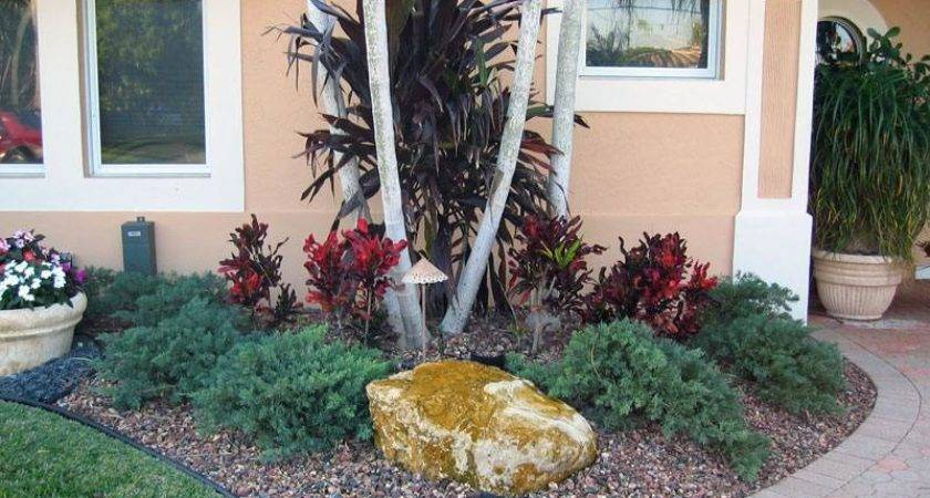 Front Yard Landscaping South Florida Home Dignity