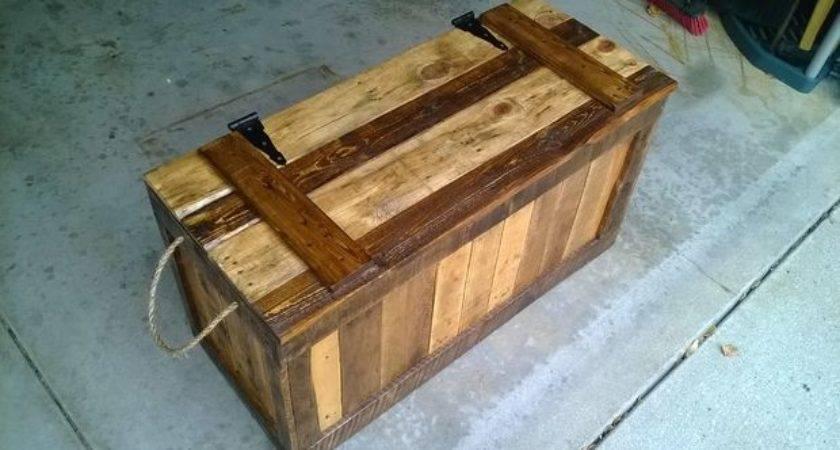 Fun Diy Wooden Pallet Projects Idea