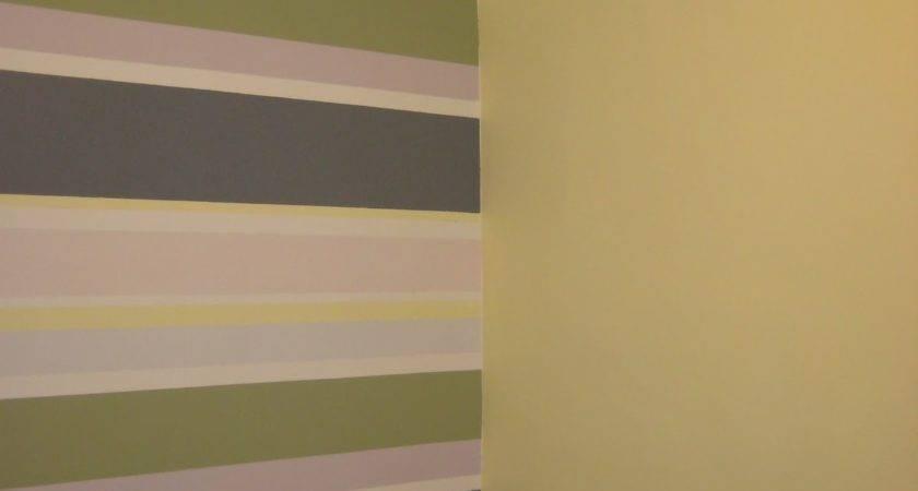 Fun Nursery Stripes