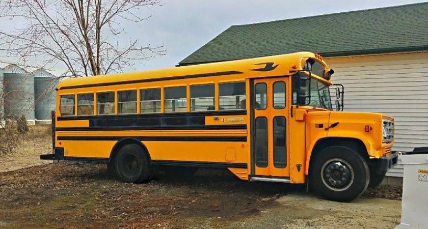 Fundraiser Andy Coumont School Bus Conversion