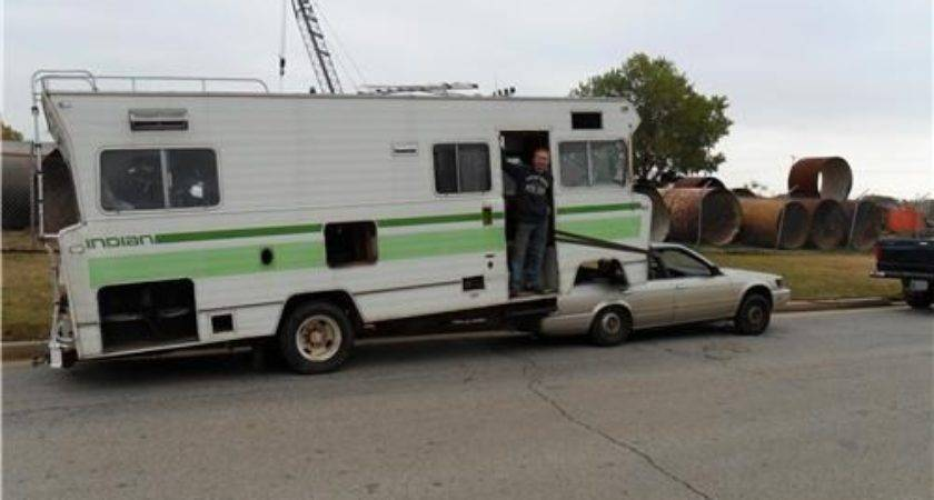 Funny Convert Motorhome Into Fifth Wheel