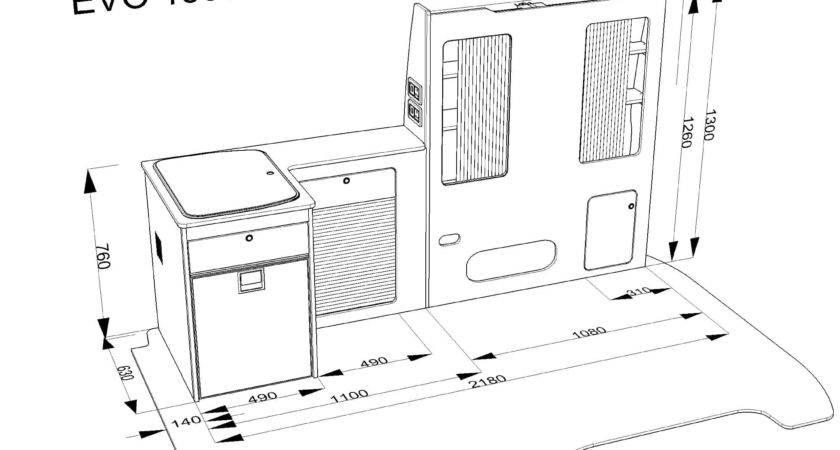 Furniture Kit Rib Seat Short Wheel Base