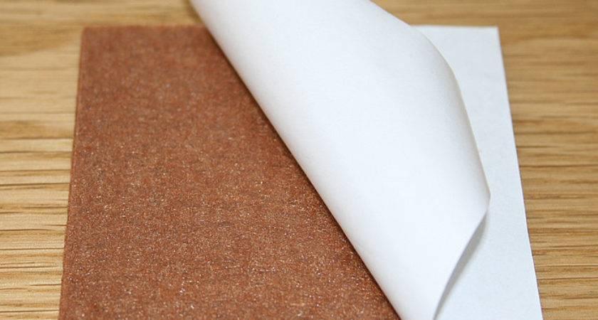 Furniture Protection Felt Pads Wood Floor Laminate Vinyl