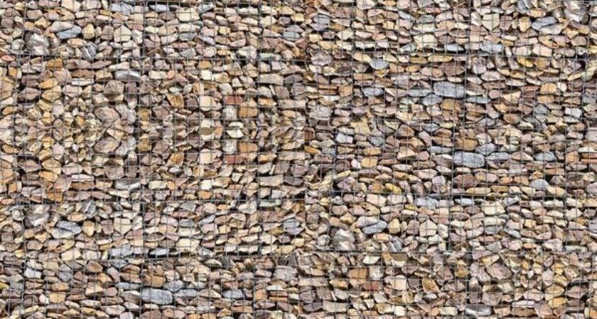 Gabion Wall Scenery Sheet Sheets