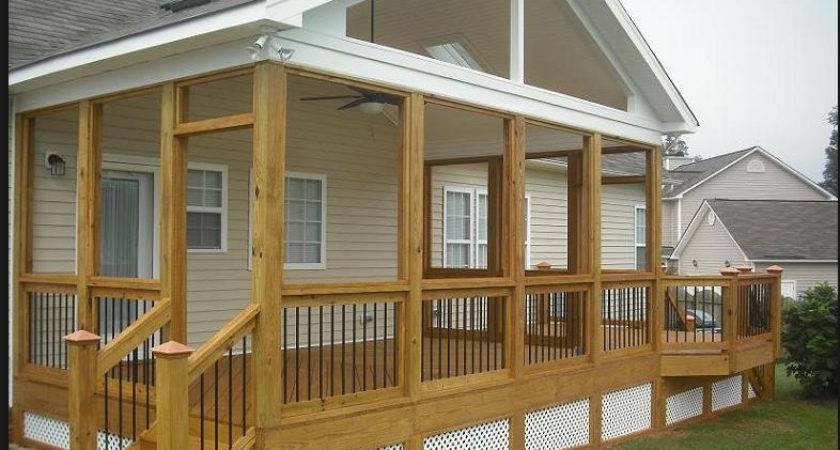 Gable Porch Ready Decks Fixs Project