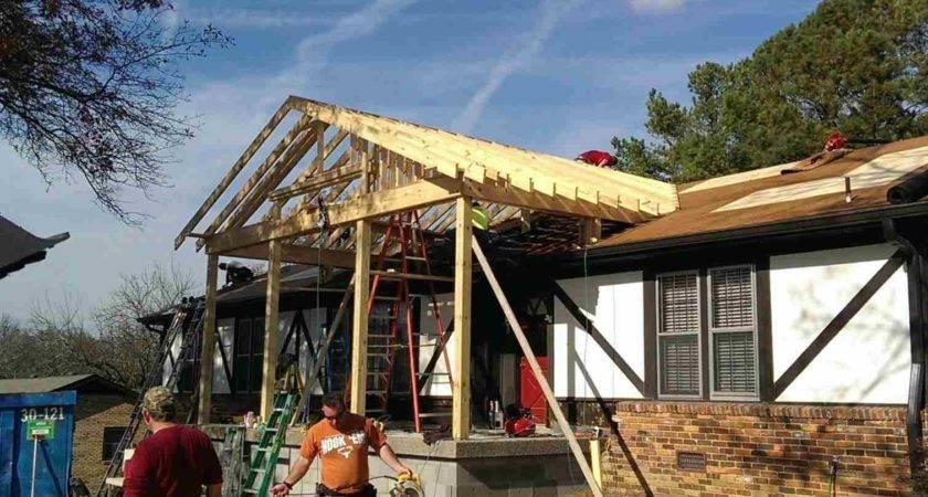 Gable Roof Framing Addition Homedesignlatest