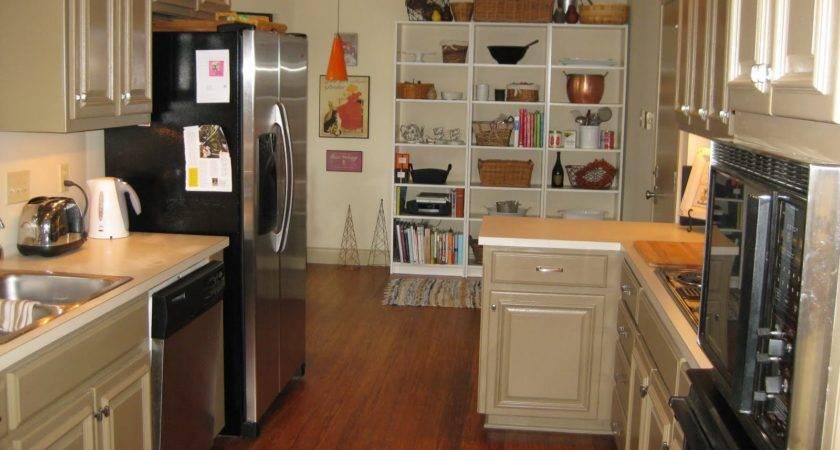 Galley Kitchen Design Interior Inspiration Modern