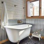 Galvanized Metal Wainscot Home Design Ideas
