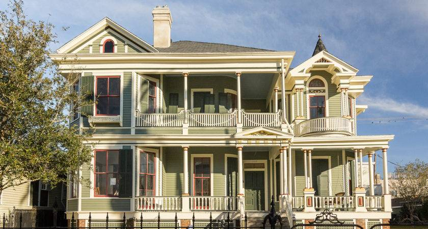 Galveston Historic Homes Tour Historical