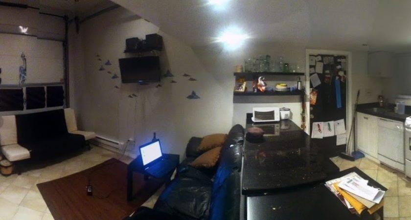 Garage Bachelor Pad Roomporn