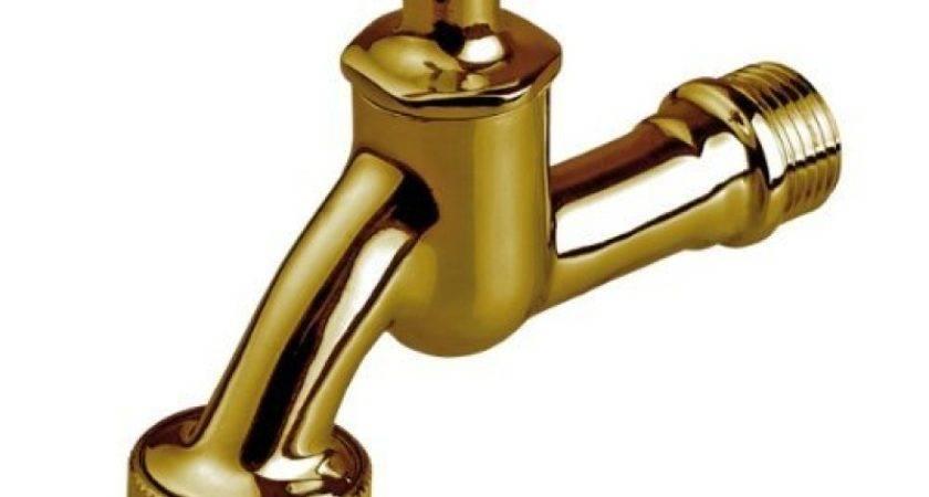 Garden Bib Tap Water Type Outside Brass Valve Nice