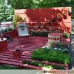 Garden Furniture Made Pallets Pallet Ideas