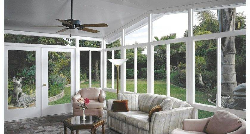 Garden Rooms Enclosed Patio Sunrooms