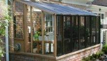Garden Sunroom Greenhouse Sturdi Built Greenhouses